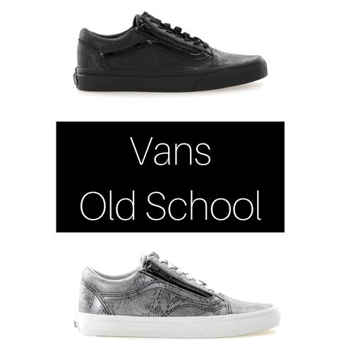 womens vans old school