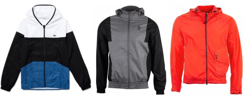 men's spring fashion, gym king jacket, lacoste lightweight jacket