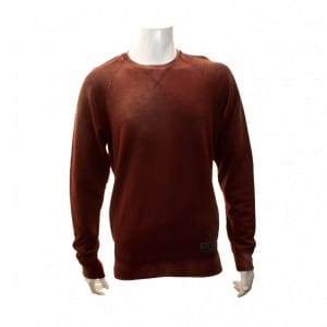 Diesel Burgundy Sweater