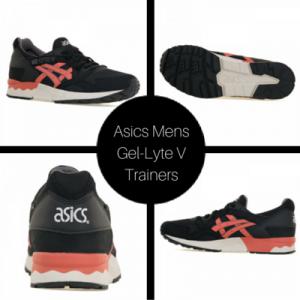 Asics Mens Gel-Lyte V Trainers