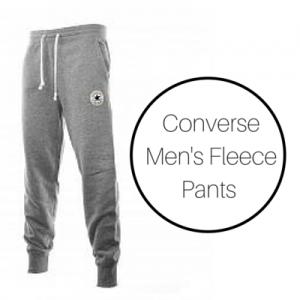 Converse Mens Fleece Pants