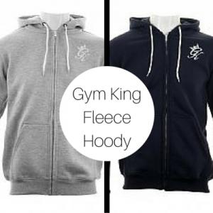 Gym King Fleece Hoody