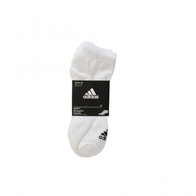 Adidas Performance ADIDAS 3 PACK NO SHOW SOCKS 116