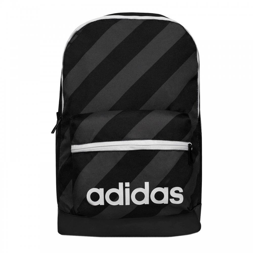 11b128f10940 Adidas AOP Daily Backpack (Black) - Mens from Loofes UK