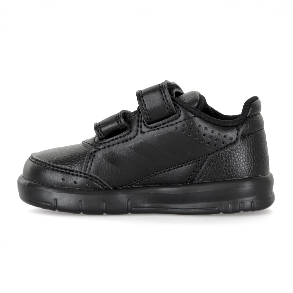 0d86a5a084e ADIDAS Infants Alta Sports Trainers (Black) - Kids from Loofes UK