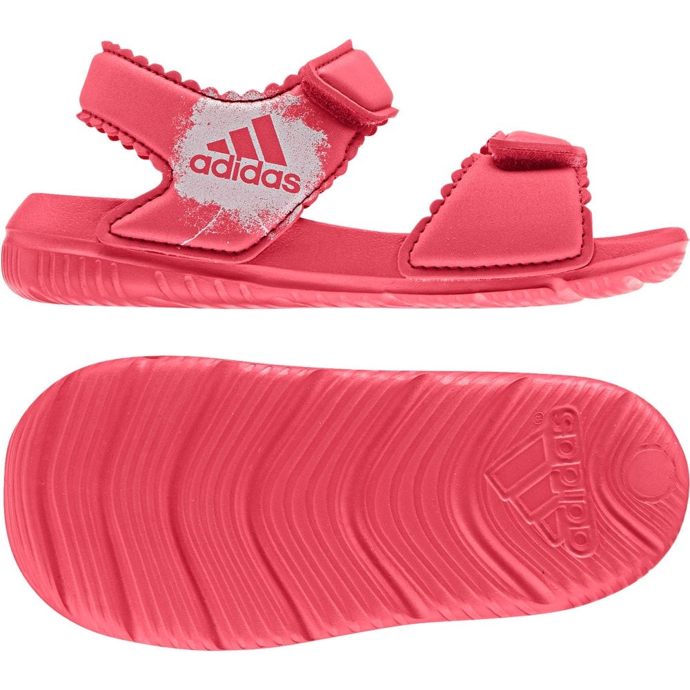 6cd4071560b0d ADIDAS Infants AltaSwim 1 Sandals (Pink) - Kids from Loofes UK