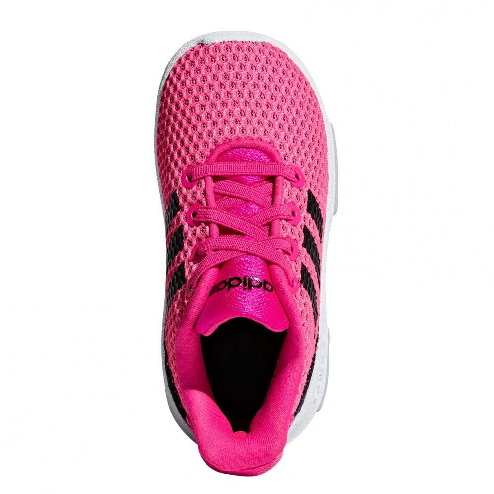 Infants Racer TR Trainers (Pink)