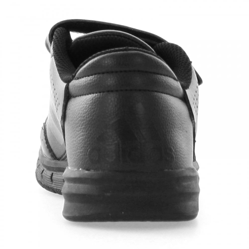 55cc8902746 ADIDAS Juniors Alta Sport Velcro Trainers (Black) - Kids from Loofes UK