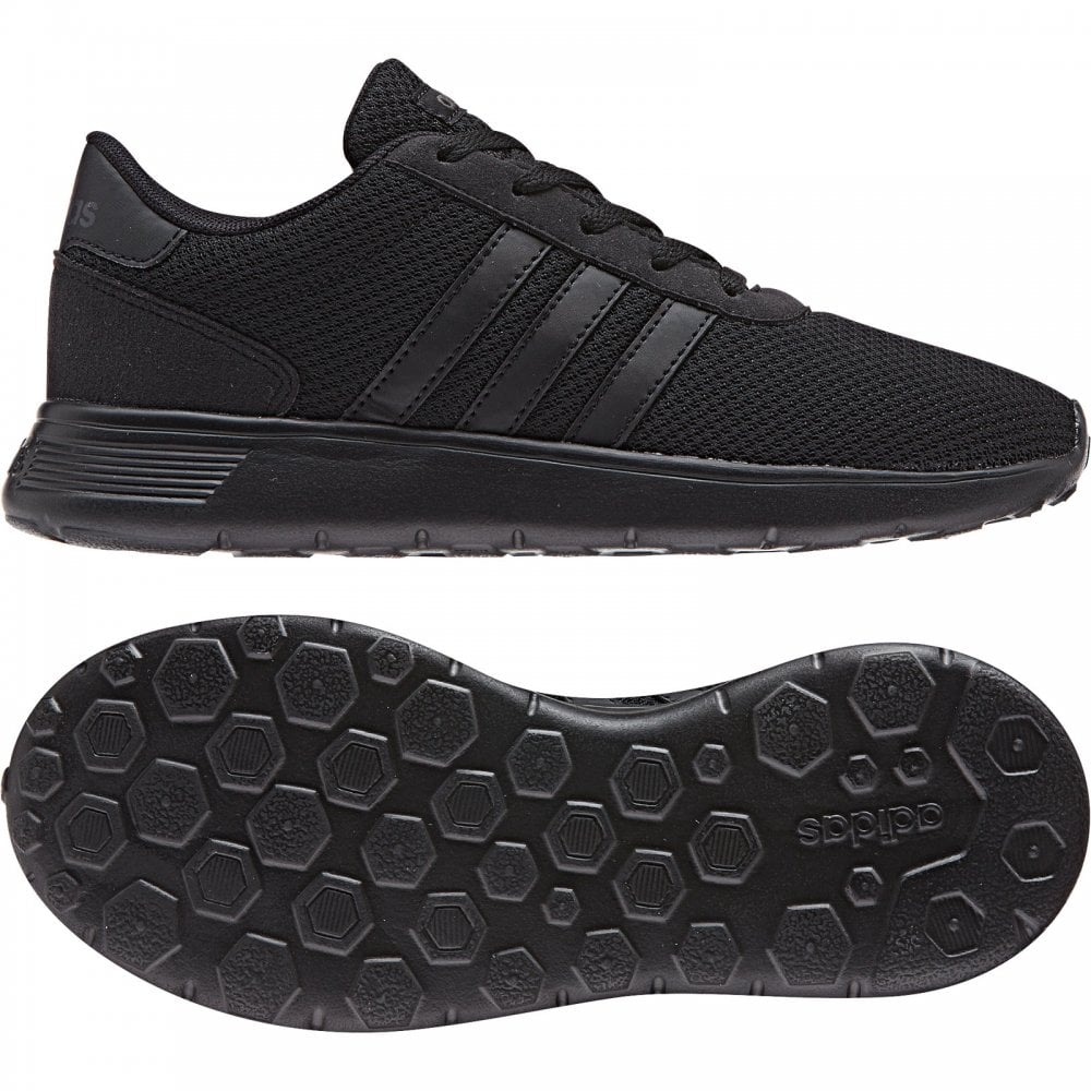 edeed413cb3 ADIDAS Juniors Lite Racer 317 Trainers (Black) - Kids from Loofes UK