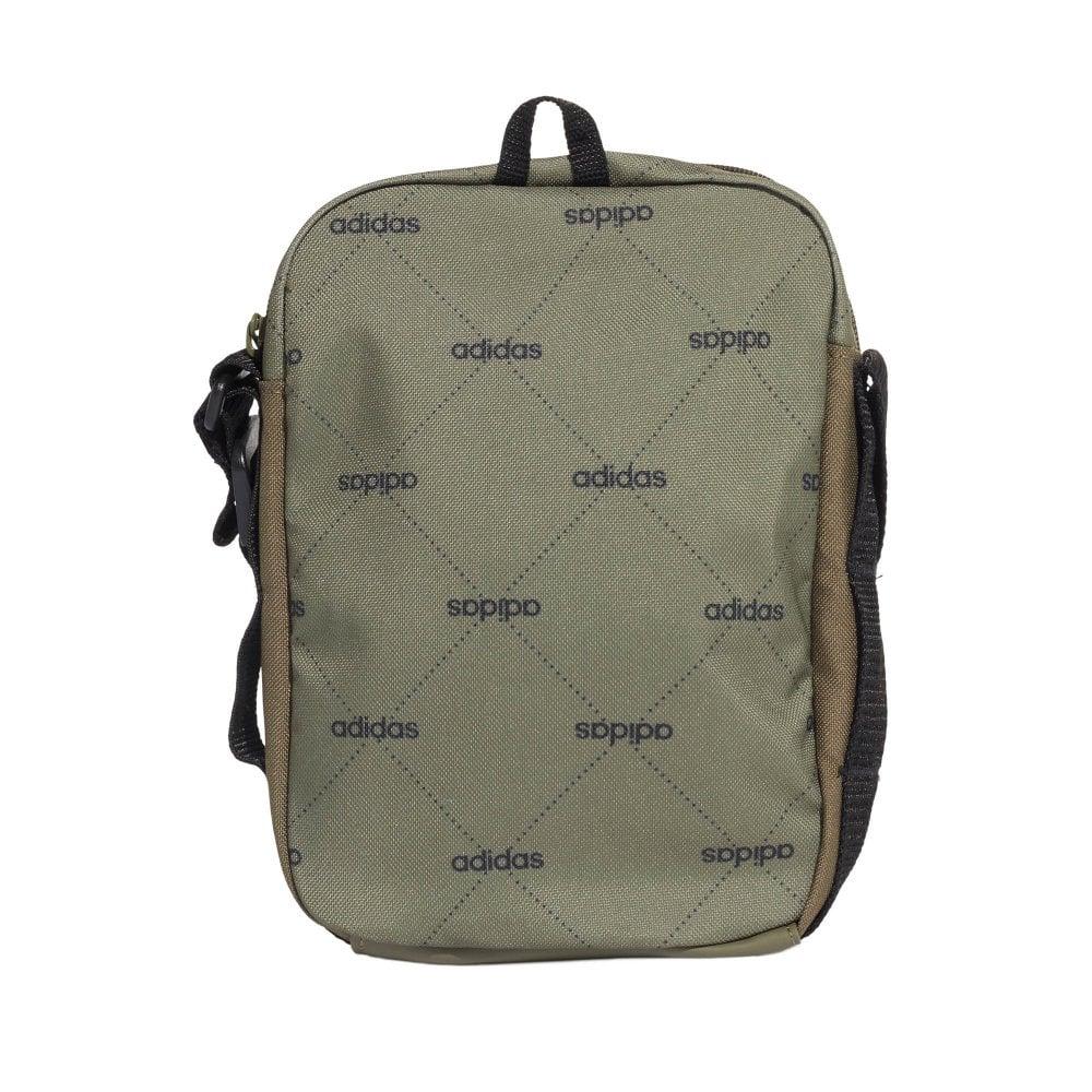 Adidas Linear Graphic Organizer Bag Messenger Sports Shoulder Bags