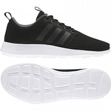 Adidas Mens CF Swift Racer Trainers (Black)