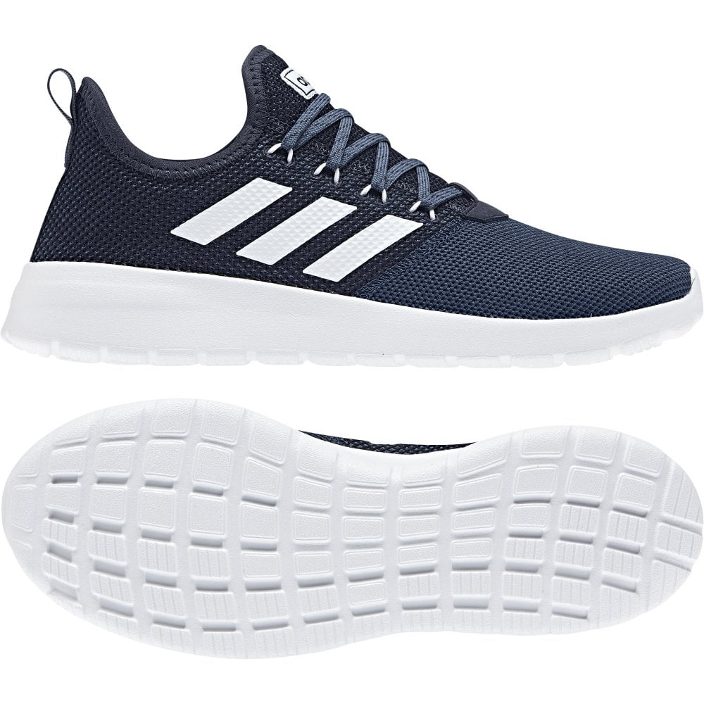 really comfortable detailing clearance prices Mens Cloudfoam Lite Racer Reborn Trainers (Blue)