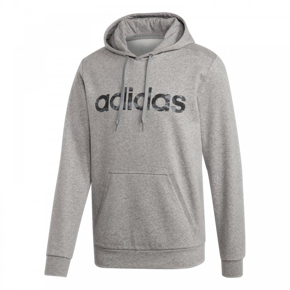 adidas hoodie grey