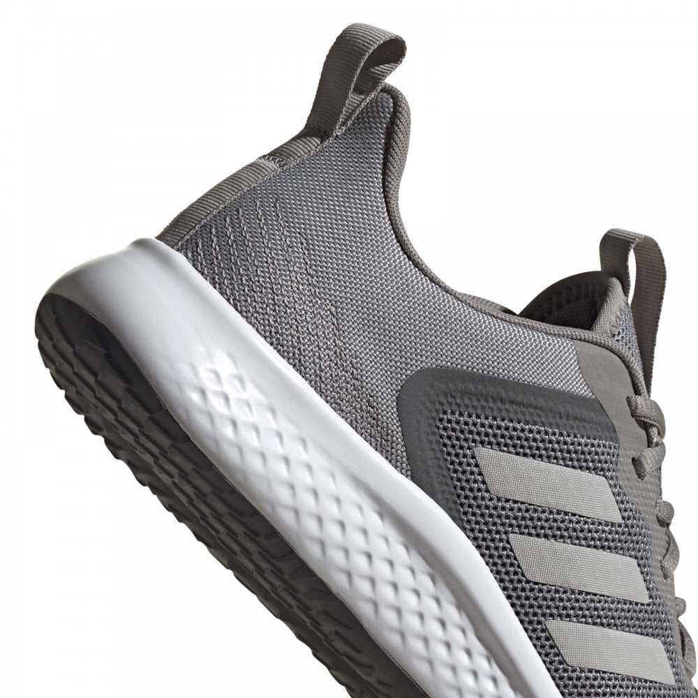ADIDAS ADIDAS Mens Fluid Street Trainers (Grey)