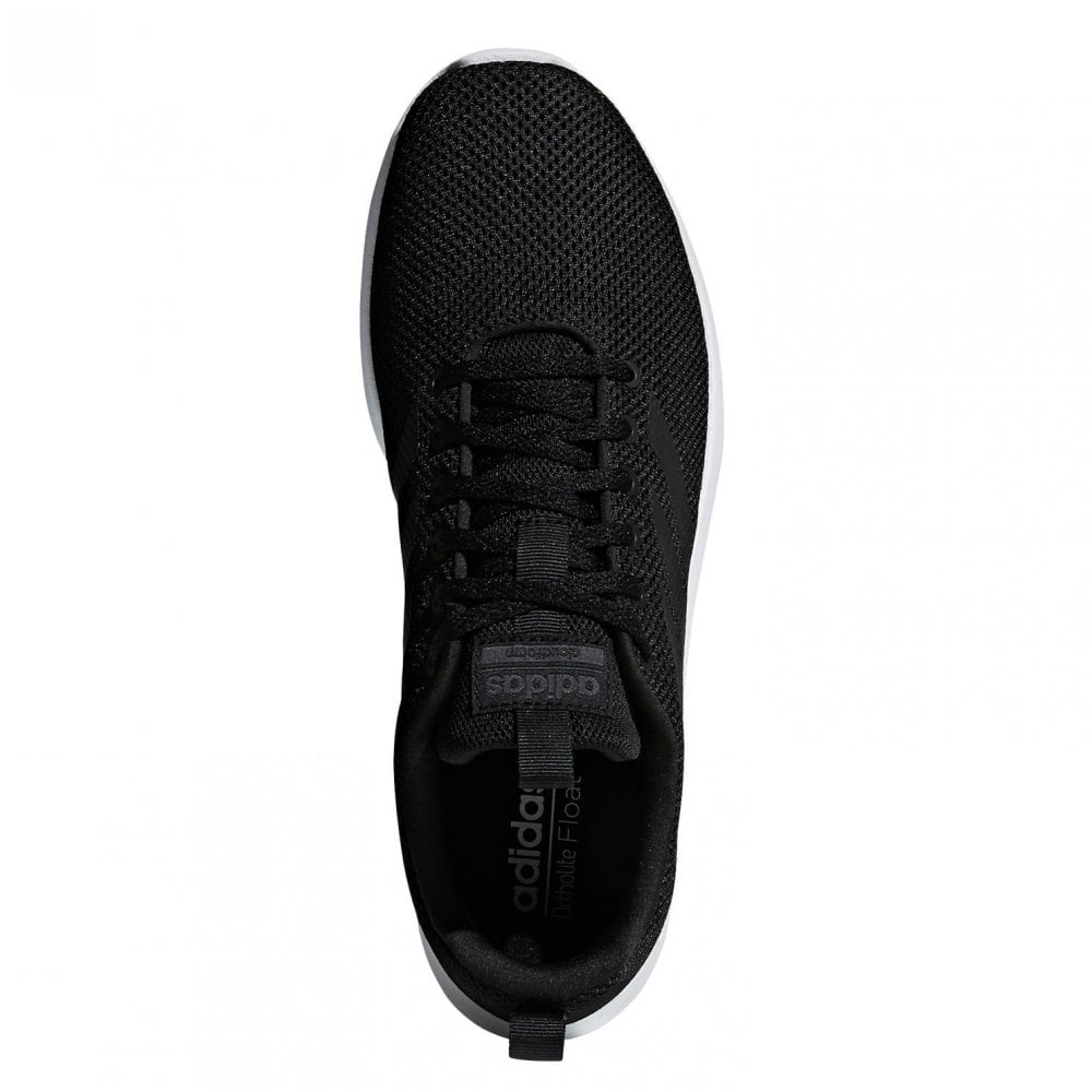 05e1a553406 ADIDAS Mens Lite Racer CLN Trainers (Black) - Mens from Loofes UK