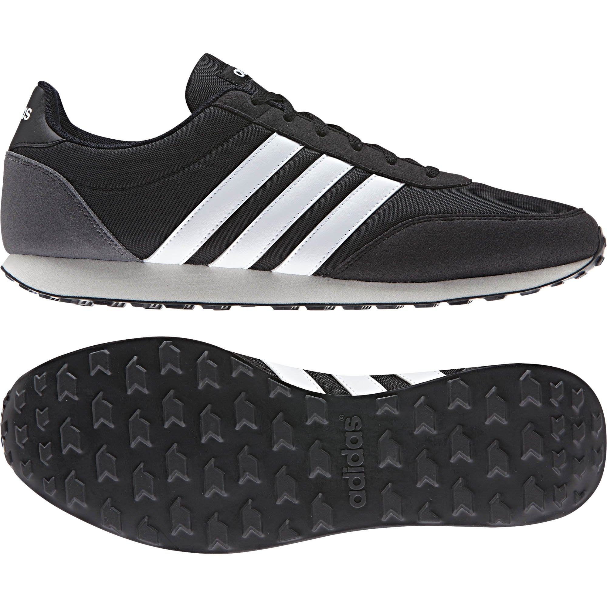 white trainers adidas mens