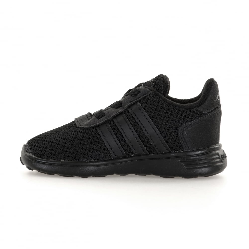 6499c5766cd ADIDAS Adidas Neo Infants Lite Racer 317 Trainers (Black) - Kids ...