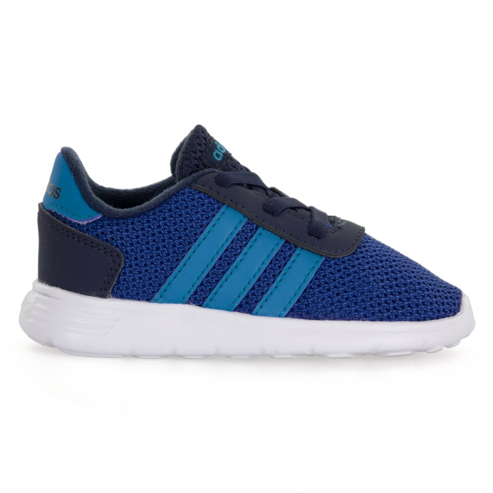 hot sale online 04ef4 5da25 ... coupon code adidas neo infants lite racer 317 trainers blue 9c597 ebaa5