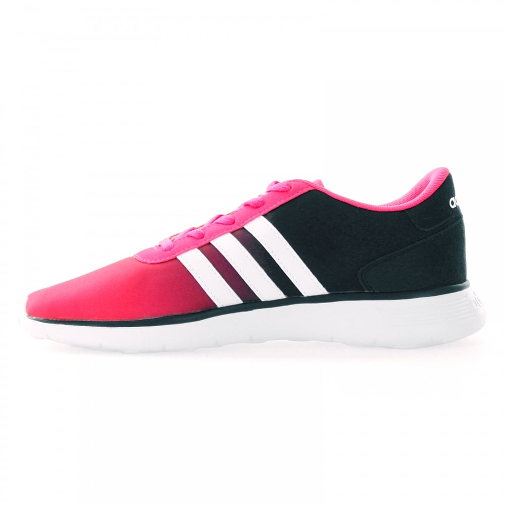 Adidas neo nero and pink cheap >off61% più grande catalogo sconti