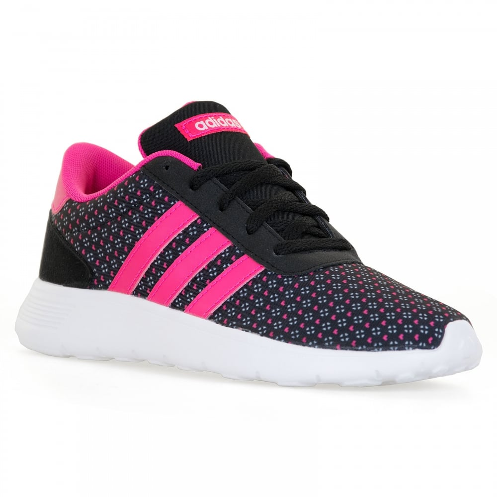 Adidas Neo Juniors Lite Racer 316 Trainers Black