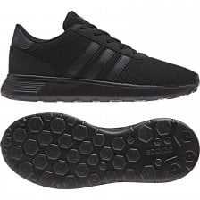 Adidas Neo Juniors Lite Racer 317 Trainers (Black)