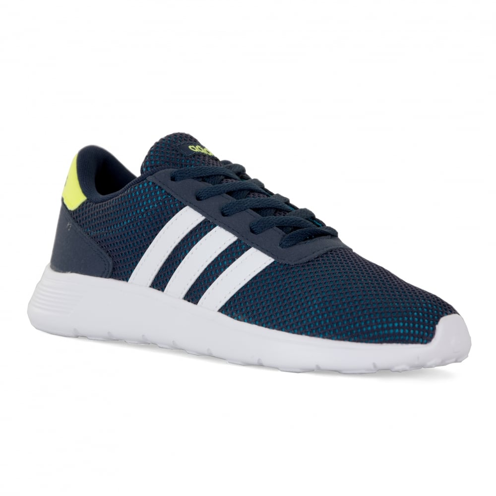 73825548004 ... official adidas neo juniors lite racer 317 trainers navy 29bc4 0070e ...