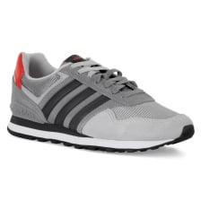 Adidas Neo Mens 10K Trainers (Grey/Red)