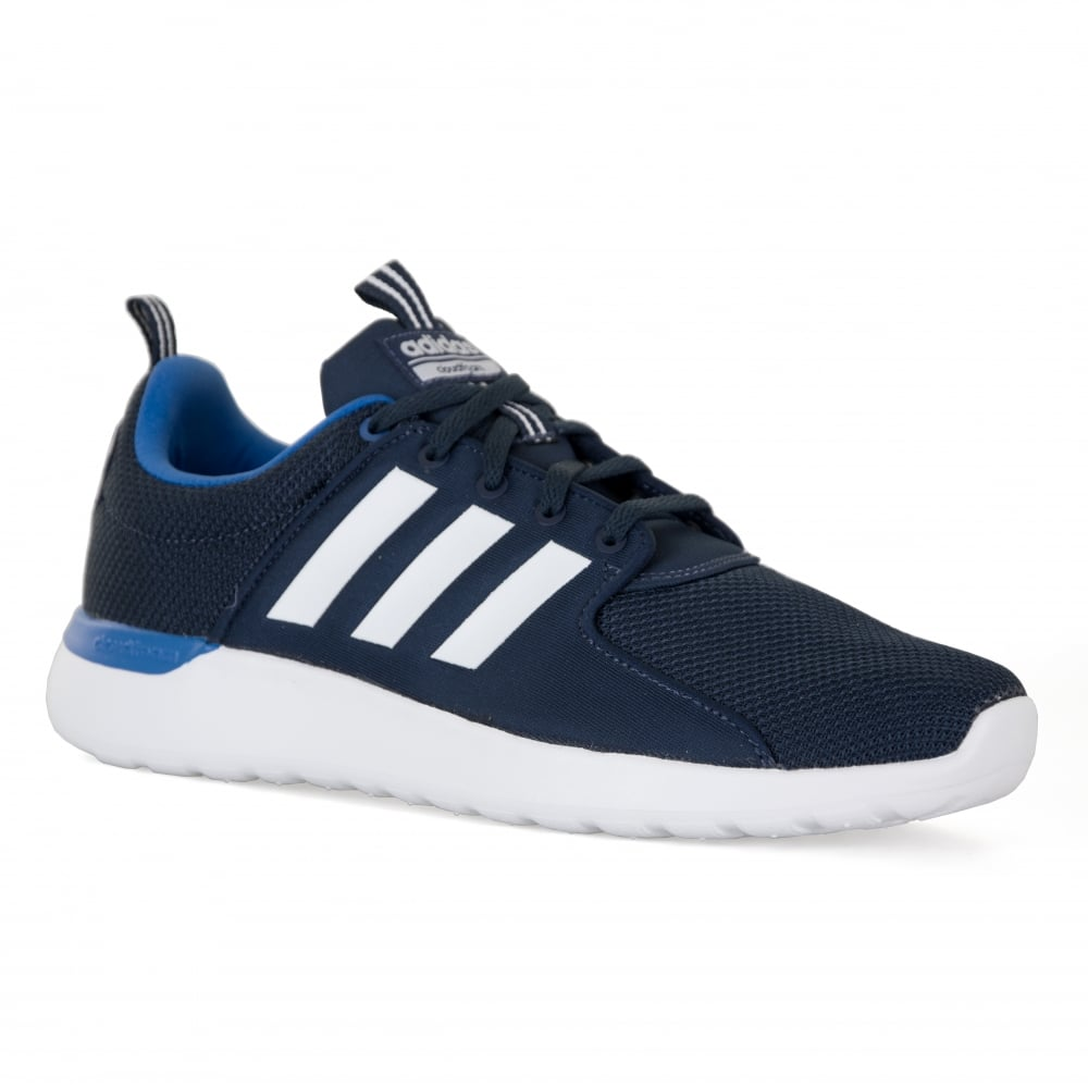 adidas cloudfoam swift mens trainers navy