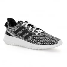 Adidas Neo Mens CF Racer TR Trainers (White/Black)