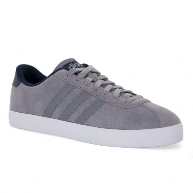 Adidas Neo Mens Court Vulc 317 Trainers (Grey)