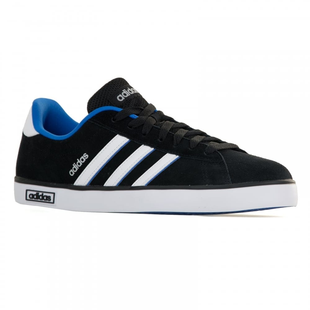 Adidas Neo Derby Black Trainers