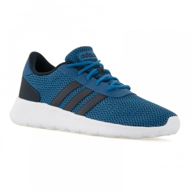 Adidas Neo Mens Lite Racer 116 Trainers (Blue/Navy/White)