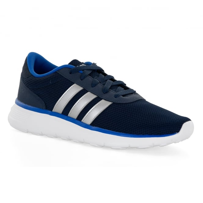 Adidas Neo Mens Lite Racer 117 Trainers (Navy)