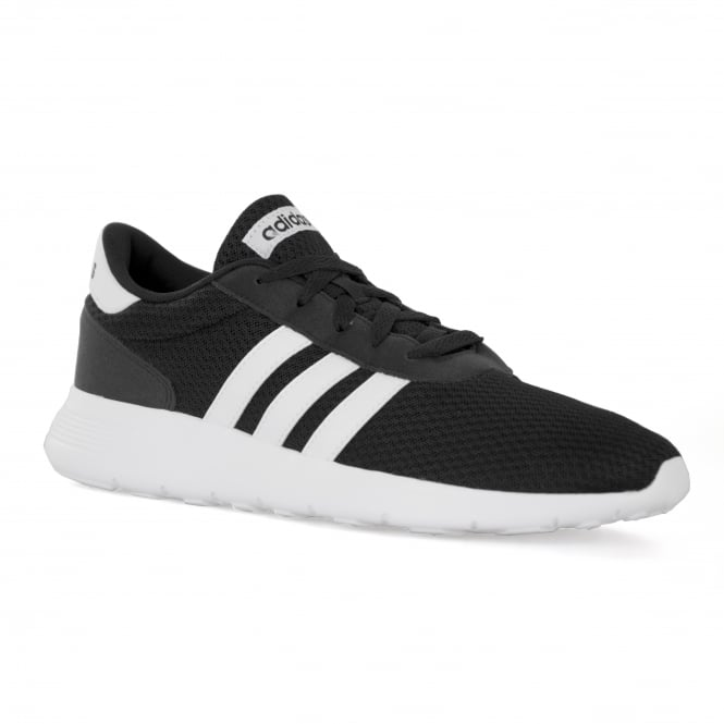 Adidas Neo Mens Lite Racer 317 Trainers (Black)