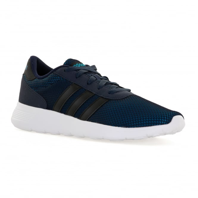 Adidas Neo Mens Lite Racer 317 Trainers (Navy/Blue)