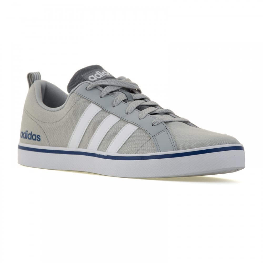 online retailer 44e20 1f742 ... adidas neo canvas purple sky blue ...