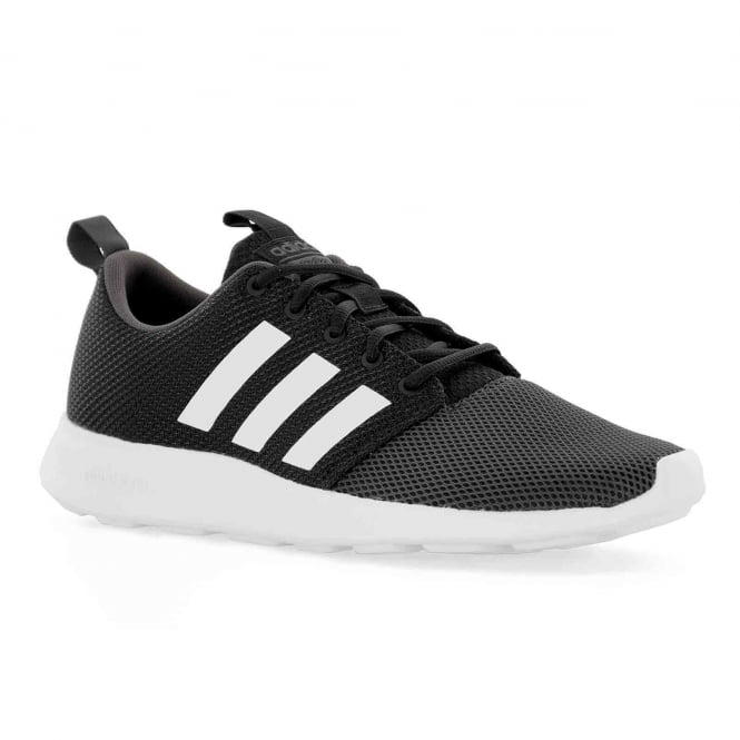 Adidas Neo Mens Swift Racer 317 Trainers (Black)