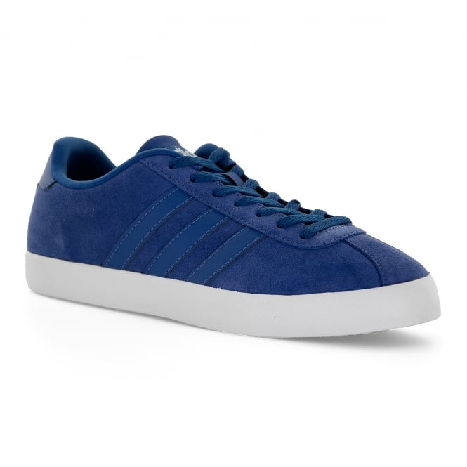 Adidas Neo Mens VL Court 117 Trainers (Blue)