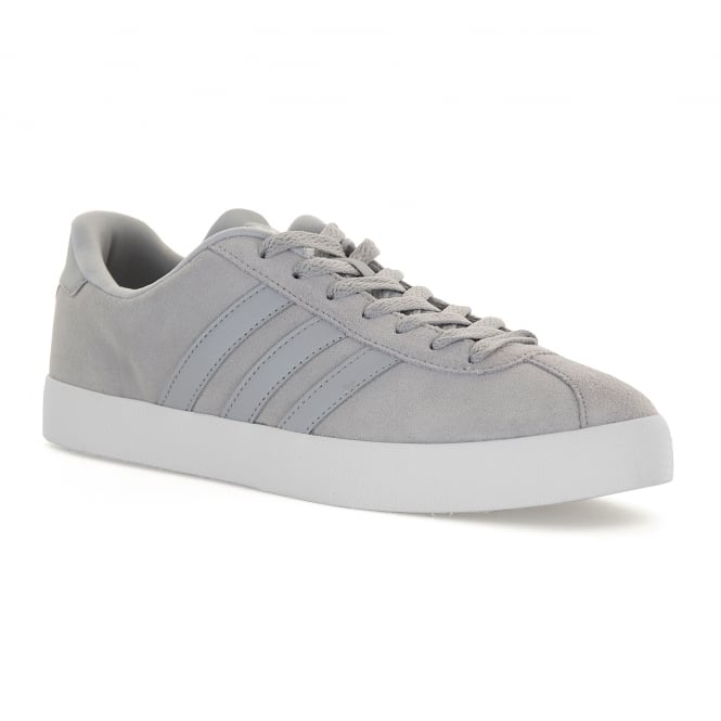 ADIDAS NEO Mens VL Court 117 Trainers (Grey)