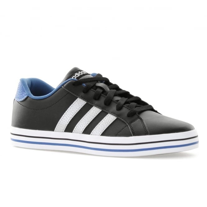 Adidas Neo Mens Weekly 416 Trainers (Black/Silver/Blue)