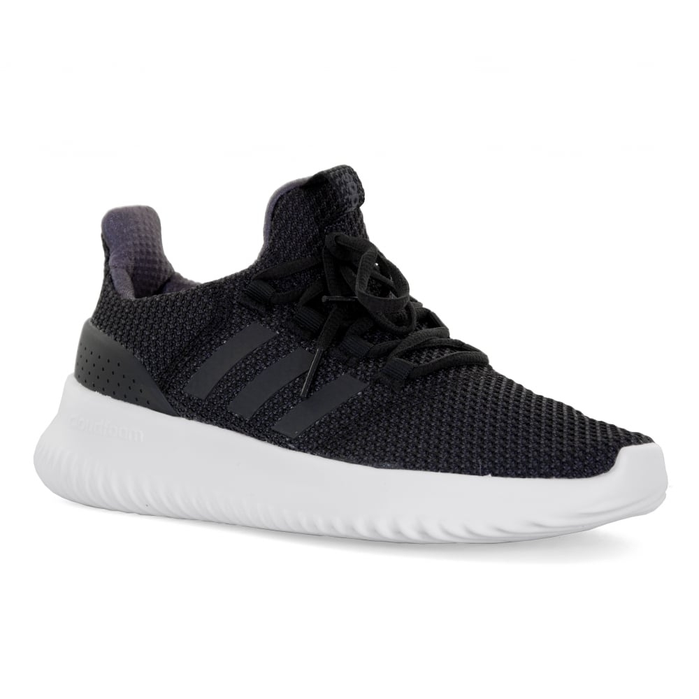 adidas cloudfoam trainers boys