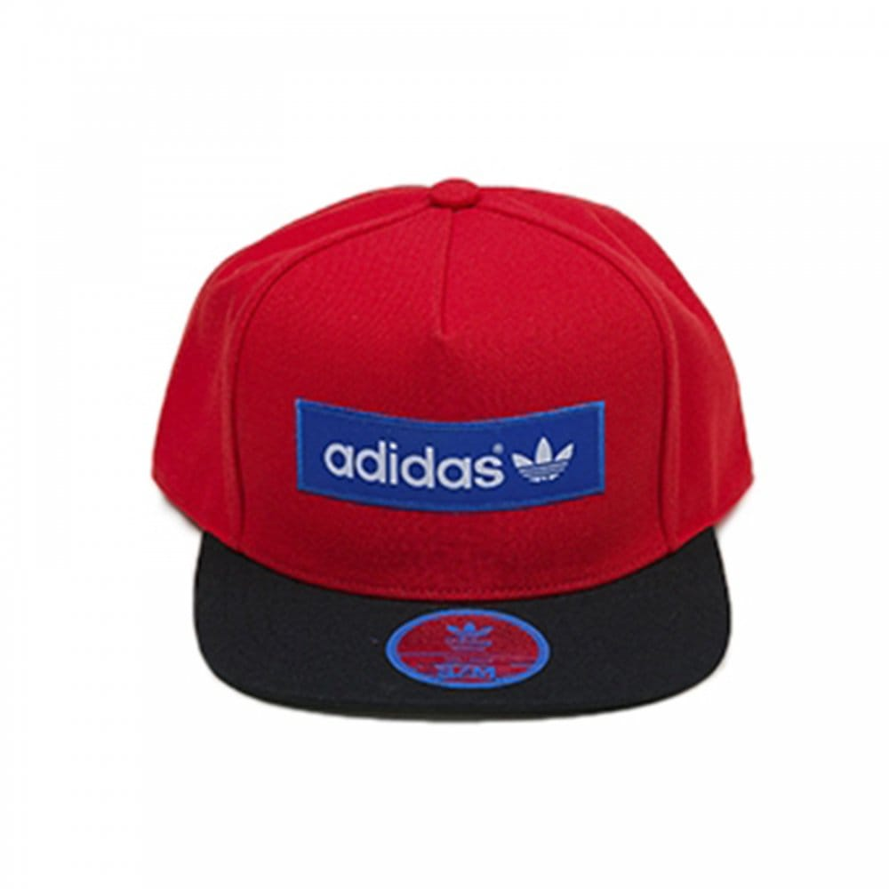 Adidas Hat Red