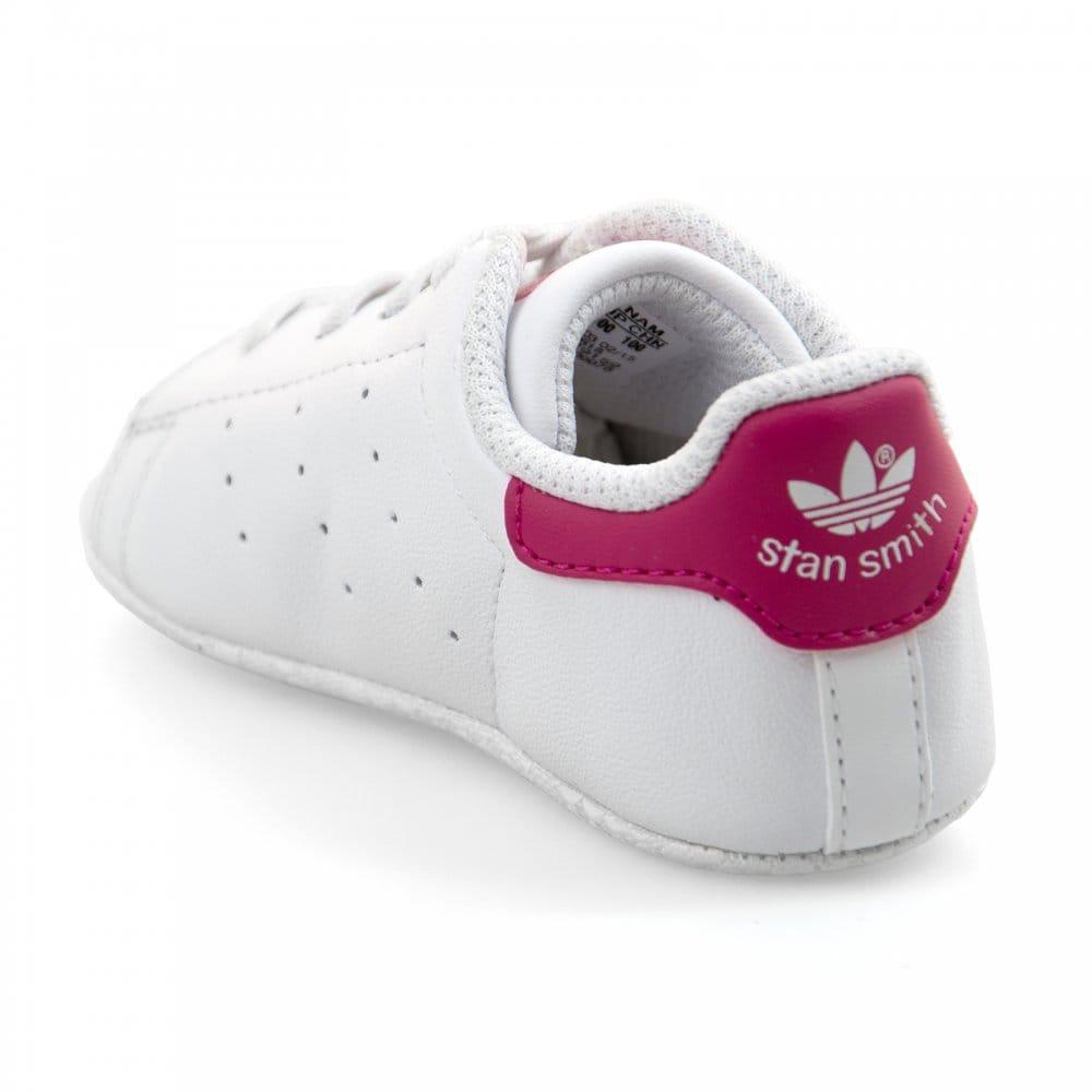 Stan Smith White Bold Pink
