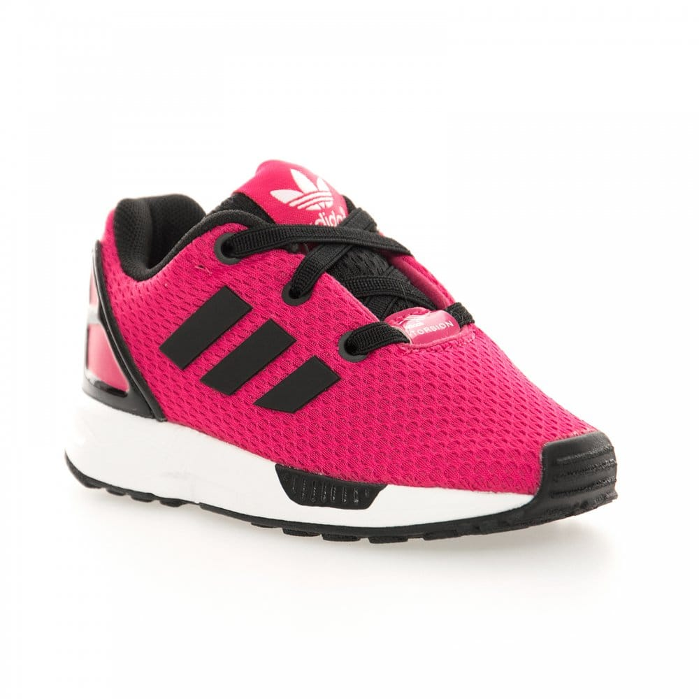 adidas zx flux pink and white. Black Bedroom Furniture Sets. Home Design Ideas