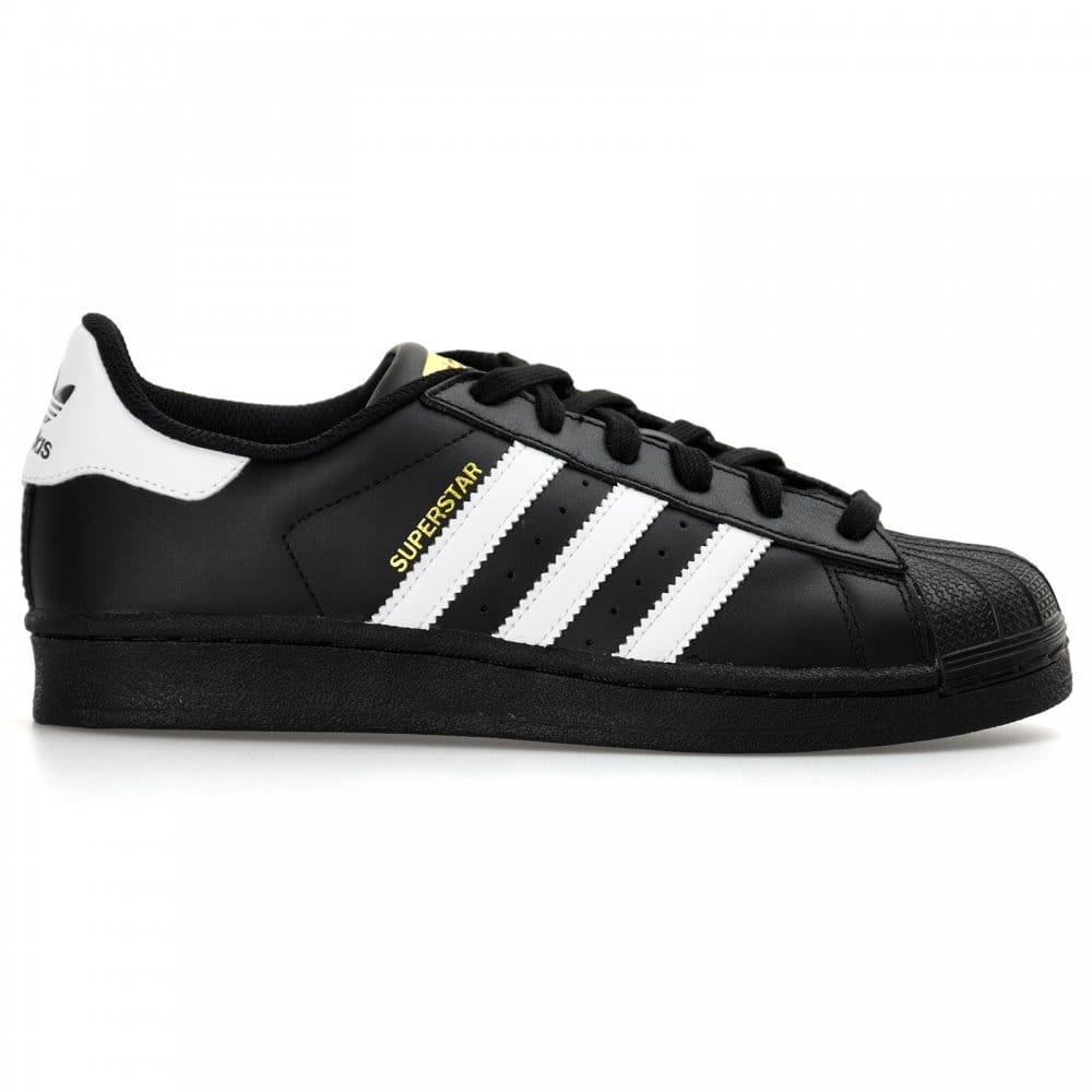 Adidas Superstar Junior Black