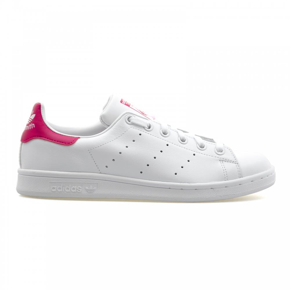 Adidas Originals Pink And White