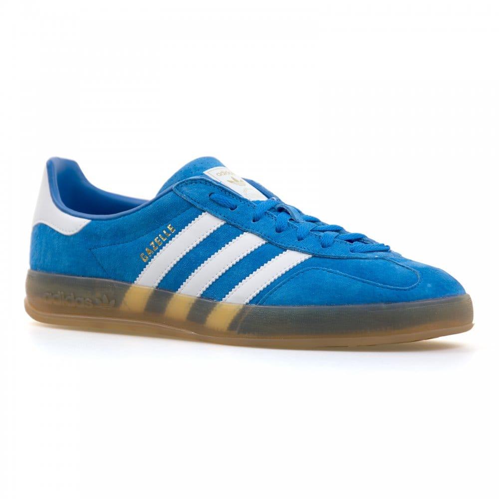 Adidas Originals Gazelle Indoor Trainers Blue