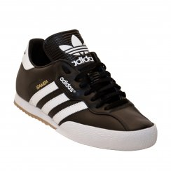 Adidas Originals Mens Samba Super Trainers (Black)