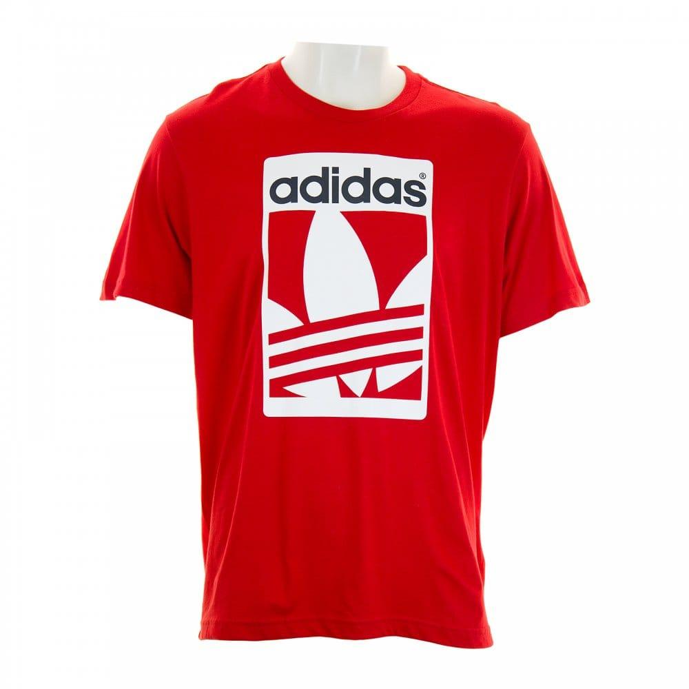 adidas originals adidas originals mens str graphic t shirt