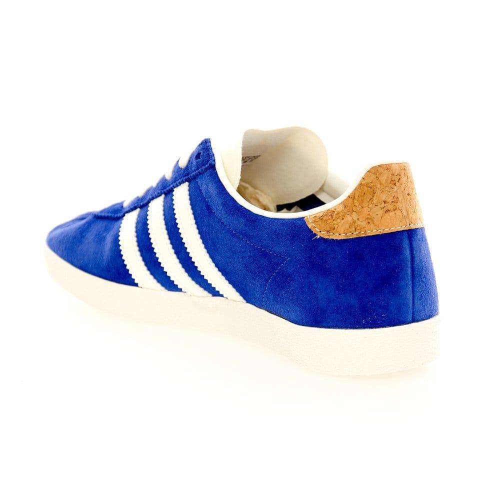 Adidas Originals Gazelle Og Bold Blue Trainers